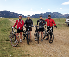 Mountain Biking Skills Clinic