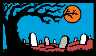 Halloween-Cemetery Walking Tours