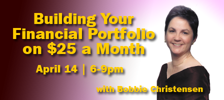 Build Your Portfolio with $25 a Month!