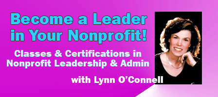 Become a Leader in Your Nonprofit!