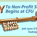 Nonprofit Training Classes with Lynn O'Connell