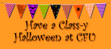 Have a Class-y Halloween!