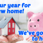 Your Year for a New Home!