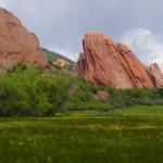 Colorado Geology Walking Tour at Roxborough State Park
