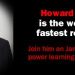Howard Berg Speed Reading & Power Learning Seminars