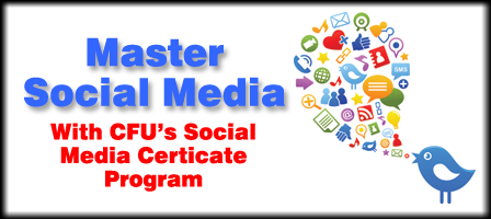Get a Handle on Social Media–and Get Certified too!