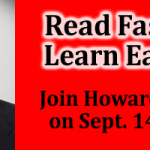 Speed Reading & Learning Strategies with Howard Berg