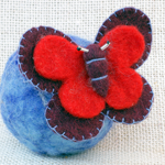 Needlefelting Class & Ideas by Gage Evans