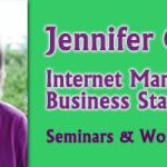Internet Marketing & Business Start Up with Jennifer Croft
