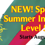 Spanish Summer Intensive Classes Levels 5 & 6