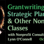 Nonprofit Classes & Training with Lynn O'Connell