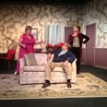 """The Christmas Spirit"" is showing at the John Hand Theater"