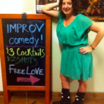 Top 10 Ways Improv Can Make You a Star on Life's Stage by Amy Angelilli