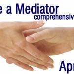 Comprehensive Mediation Training–April 2014