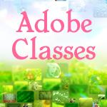 Sweet Adobe Creative Suite Classes!