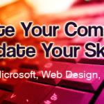 Update Your Computer, Update Your Skills!