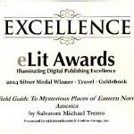 Writer & Instructor Salvatore Trento Wins eLit Award!