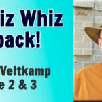 Steve Veltkamp–the Biz Whiz!!