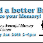Get the Keys to a Powerful Memory