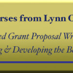 Nonprofit Tools and Strategies:  Lynn O'Connell Workshops