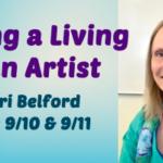 Make a Living as an Artist:  Terri Belford