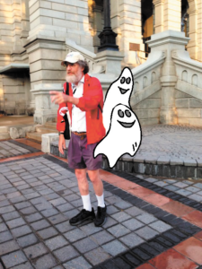 Phil Goodstein knows what haunts Denver. Join one of his Halloween walking tours and learn both spooky and scandalous history of the West's most sinful city.