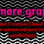 Get graphic with new Adobe CC trainings!