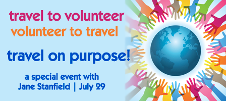 Volunteer Vacations: Travel with Purpose!