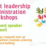 Grant Writing and Other Nonprofit Skills:  Lynn O'Connell Workshops