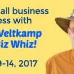 Steve Veltkamp: The Biz Whiz!