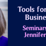 Tools for Small Businesses:  Seminars with Jennifer Croft