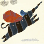 Indian Folk Art--Gond Painting